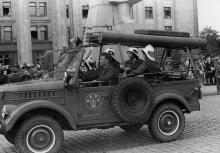 Празднование 50-летия пионерии. г. Одесса, 1972 г. (4929)