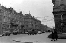 Ул. Ленина. Одесса. 1964 г.