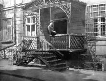 Улица Советской Армии, 1. Одесса. Конец 1970-х годов