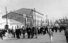 Ул. Московская. Одесса