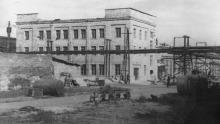 Цеха завода ЗОР. Одесса, 1951 г. Феохари (1728)
