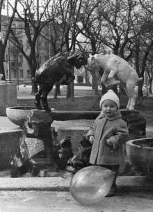 В парке им. Шевченко. Одесса