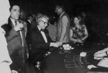 Открытие казино «Ришелье». Одесса, 1993 г. О. Владимирский (12998)