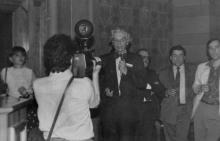Открытие казино «Ришелье». Одесса, 1993 г. О. Владимирский (13001)