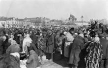 Рынок «Привоз» (1941 — 1944)