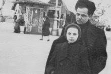 На Приморском бульваре. Одесса. 1958 г.
