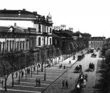 Ул. Гаванная ( — 1917)
