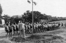 Велотрек в Одессе