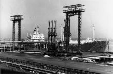 Одесский припортовый завод. Одесская обл. Березовский р-н 1979 г. И. Павленко (12134)