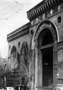 Клуб иностранных моряков. Одесса. 1958 г. Одесса Рябинин (353)