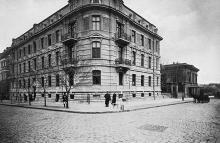Ул. Гоголя, 19, угол ул. Сабанеев мост, Одесса. Картинной галереи еще нет, фото до 1896 г.