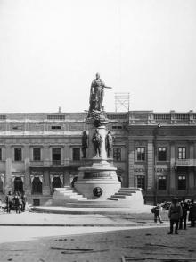 Памятник императрице Екатерине II в Одессе