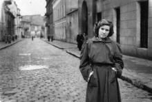Краснофлотский переулок. Одесса, середина 1950-х годов