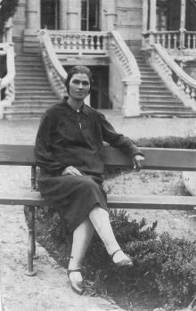 Санаторий № 4 «Аркадия». Одесса. 1932 г.