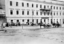 Торгсин на Польском спуске. Одесса
