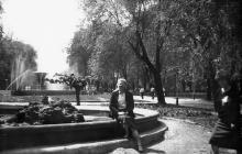 На площади Советской Армии, Одесса