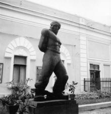 Ул. Ласточкина, 2. Одесса, начало 1930-х годов