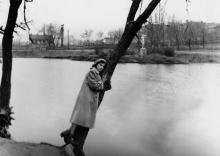 В парке Победы. Фотограф Николай Крыжановский. Одесса, 1973 г.