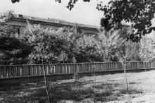 Здание школы-интерната. Одесса, 1954 г.