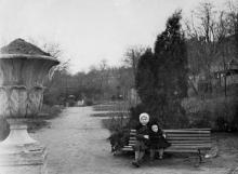 В Пионерском парке. Одесса