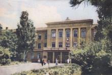 Институт имени Филатова. Одесса. Фотография из путеводителя «Одесса», 5-е издание, 1968 г.