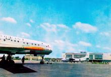 В Одесском аэропорту