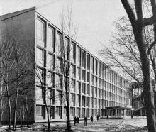Одесса, политехнический институт