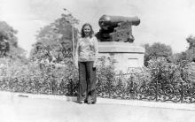 Памятник «Пушка». Одесса