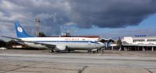В Одесском аэропорту, 25 октября 2015 г.