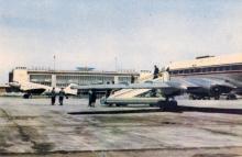 Одеський аеропорт. Фото А. Підберезького. 1969 р.