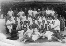 Одесса. Санаторий Люстдорф. 1937 г.