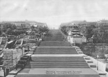 Лестница Николаевского бульвара