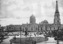 Собор. Из фотоальбома изд-ва Покорного, 1914 г.