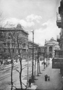 Ришельевская ул. с видом на Театр
