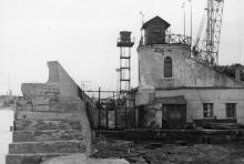 Домик маячников в Одесском порту