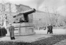 Памятник «Пушка»