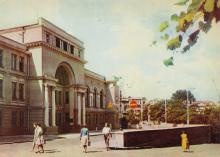 Музична школа ім. П.С. Столярського на вулиці Менделєєва