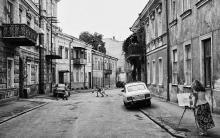 Одесса, Воронцовский переулок. Фото Олега Куцкого
