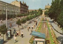Одеса. Дерибасівська вулиця — центральна магістраль міста. Фото А. Підберезського
