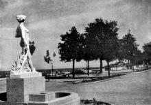 Фото из альбома «Архитектура парков СССР», фото до 1937 г.