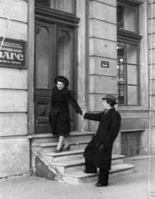 Городской ЗАГС на ул. Ласточкина, №8. Одесса, 1948 г.