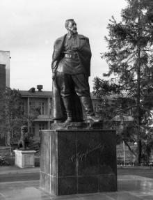 Одесса. В санатории имени Ф.Э. Дзержинского