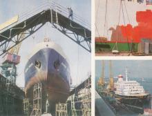 Судоремонтный завод имени 50-летия Советской Украины; У причалов морского вокзала