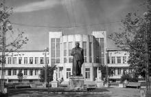 Первое отделение санатория им. Дзержинского. Одесса. 1939 г.