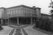 Второй корпус второй территории санатория им. Дзержинского. Одесса