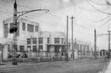 Лечебный корпус санатория им. Дзержинского. Одесса. 1955 г.