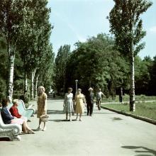 Лермонтовский курорт. Одесса. Фото М. Рыжака
