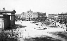 Соборная площадь, 1910 г.
