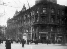 Пассаж. Одесса. 1950-е годы