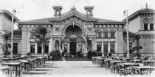 Одесса. Ресторан в Александровском парке. Начало 1900-х гг.